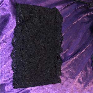 Black Lacey Bra